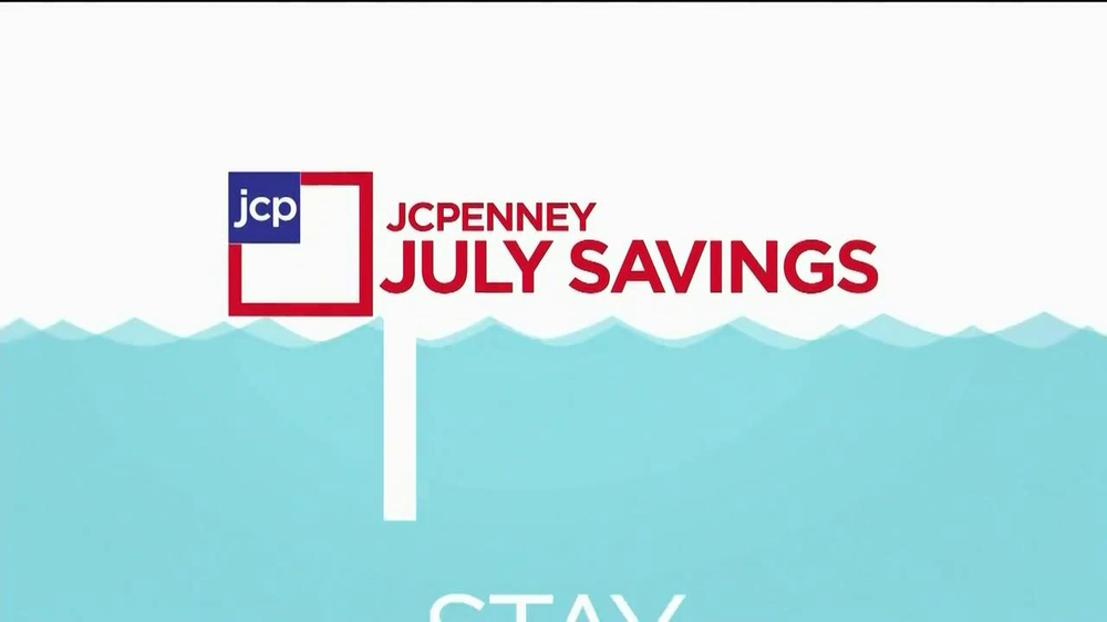 JCPenney TV Spot, 'July Savings' - Screenshot 2
