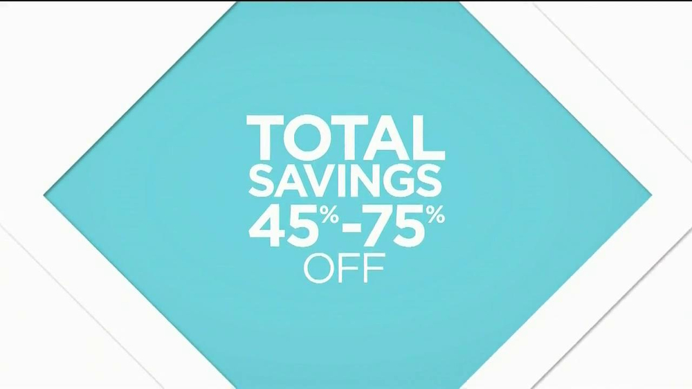 JCPenney TV Spot, 'July Savings' - Screenshot 9