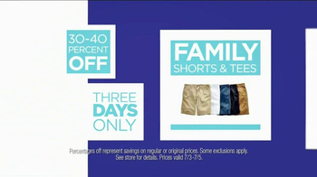 JC Penney TV Spot, 'July Savings' - Thumbnail 6