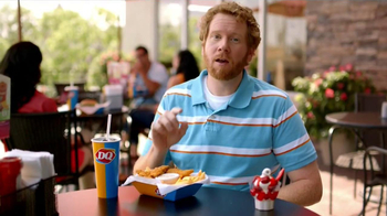 Dairy Queen TV Spot, 'Fan Foods: 5 Buck Lunch' - Thumbnail 2