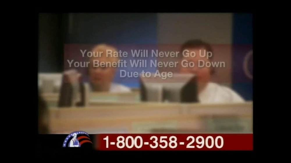 Colonial Penn TV Spot, 'Diane Tull' Featuring Alex Trebek - Screenshot 5