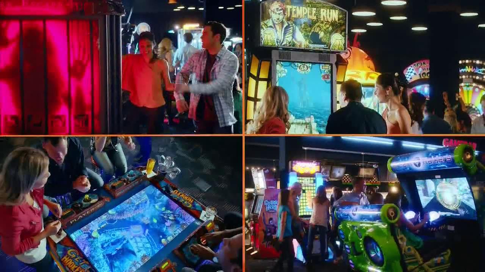 5 new games at dave and busters