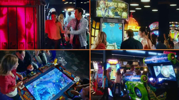 5 free games at dave and busters