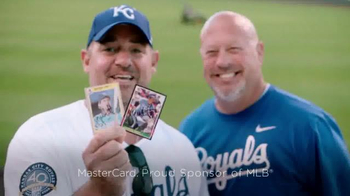 MasterCard: Priceless Surprises: George Brett
