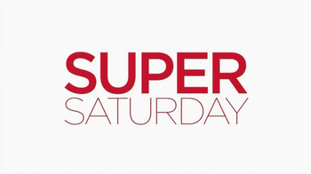 Kohl's Super Saturday Sale TV Spot, 'Doorbusters'