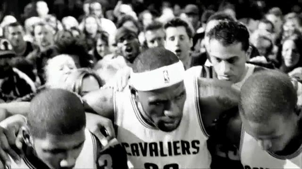 Nike TV Spot, 'Together' Featuring LeBron James thumbnail