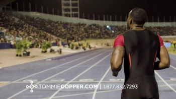 Tommie Copper TV Spot, 'Run. Rest. Repeat.' Featuring Justin Gatlin