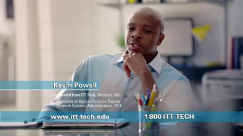 ITT Technical Institute TV Spot, 'Career Services Team'
