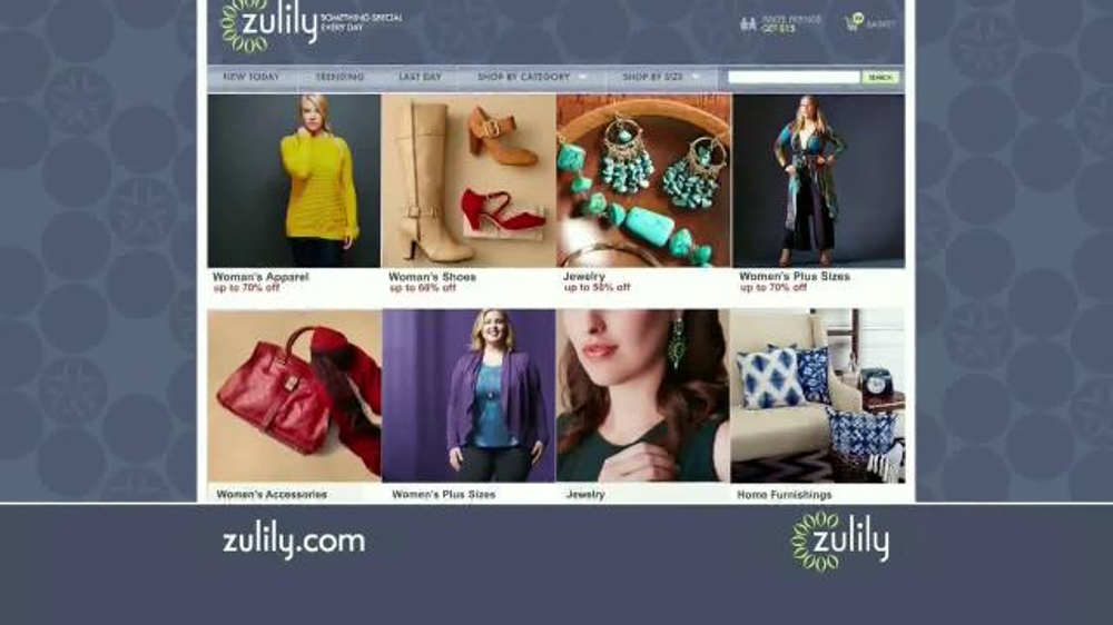 Zulily TV Spot, 'Everyday Sales'