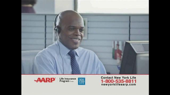 AARP Life Insurance Program TV Spot, 'A Story About Life Insurance'