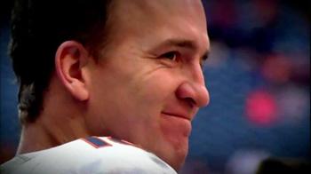 Papa John's: Congratulations, Peyton