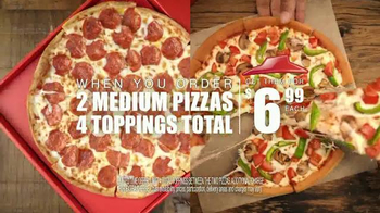 Pizza Hut Pick Your Pairs TV Spot, 'Perfect Combo'