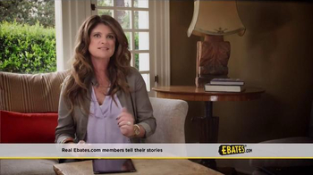 Ebates TV Spot, 'Christmas Shopping with Ebates'