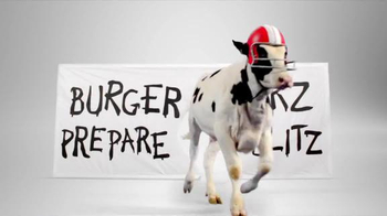 Chick-fil-A TV Spot, 'Burger Blitz'
