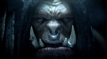 Blizzard Entertainment: Grommash Death Stare
