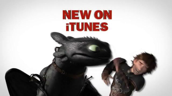 How To Train Your Dragon 2 on Digital HD TV Spot
