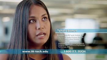 ITT Technical Institute TV Spot, 'A Way of Life'