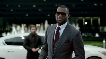 2015 Kia K900 TV Spot, 'Valet' Featuring LeBron James thumbnail