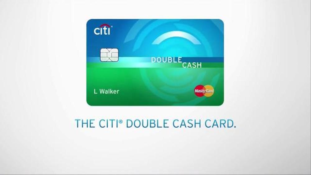 Double Citi Card Cash
