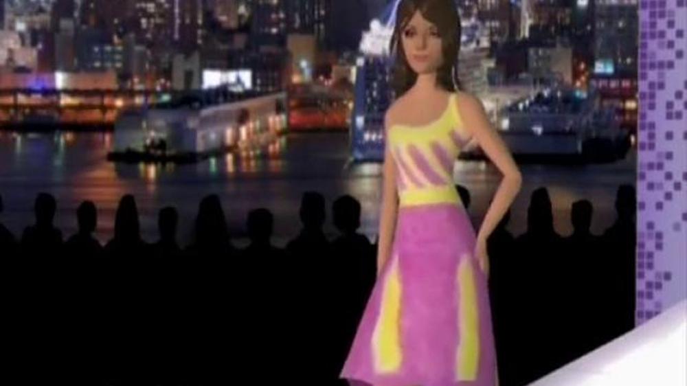 Crayola Virtual Design Pro Fashion Collection Tv Commercial