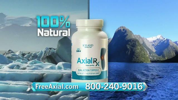 Axial Rx TV Spot, 'Joint Pain Relief'