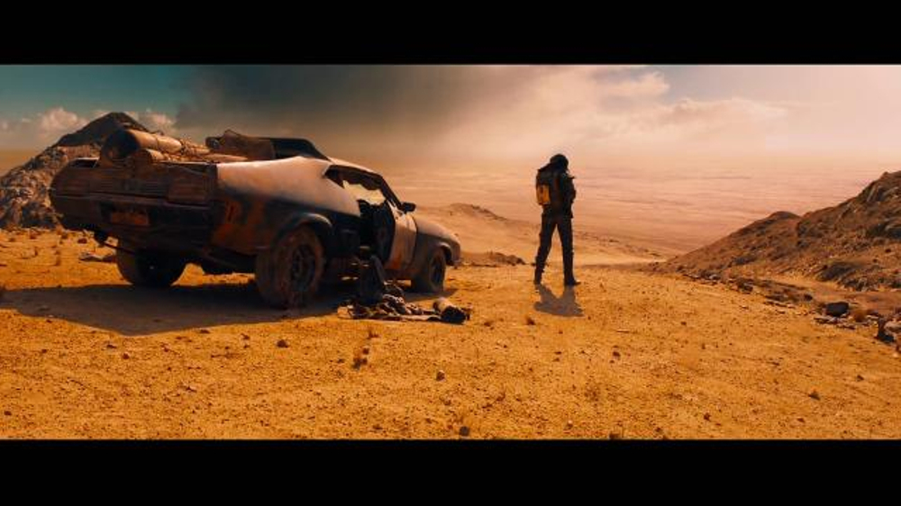 Mad Max: Fury Road - 2732 commercial airings
