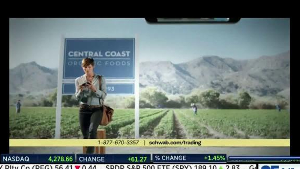 Charles Schwab Trading Services TV Spot, 'Make Your Move ...
