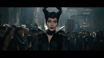 Maleficent Blu-ray and DVD TV Spot