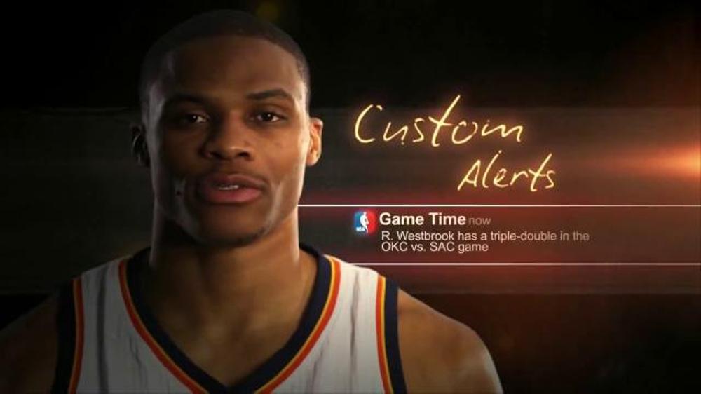 NBA Game Time App TV Spot, 'The Pledge' Ft. LeBron James, Blake Griffin thumbnail