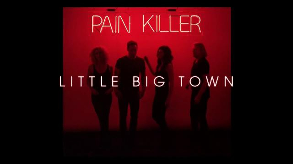 Featured product liberty records little big town quot pain killer quot