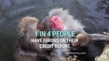 Credit Karma TV Spot, 'Baboons'
