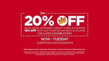 JC Penney Lowest Prices of the Season Sale TV Spot, 'Comforter Sets'
