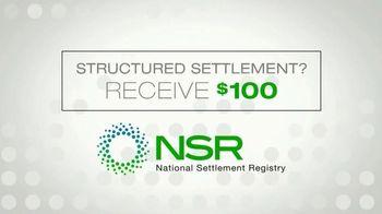 National Settlement Registry TV Spot, 'Structured Settlement'