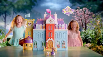 Sofia the First Royal Prep Academy Playset TV Spot, 'Magic in Every Corner' thumbnail