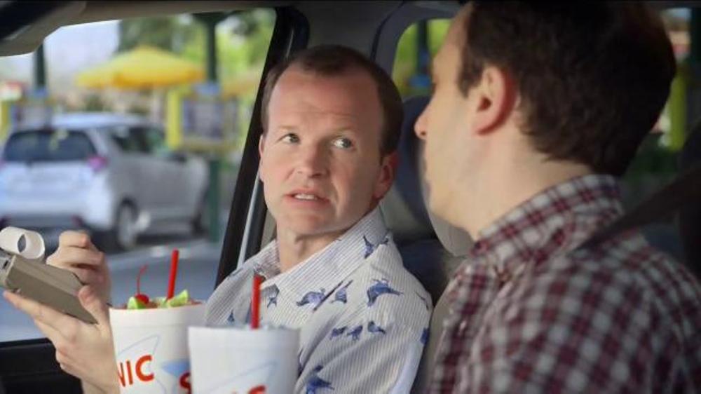 Sonic Drive-In Sonic Splash Sodas TV Spot, 'Calculator Phone' thumbnail