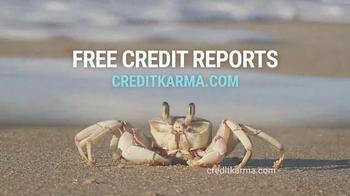 Credit Karma TV Spot, 'Crab'