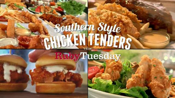 Ruby Tuesday Southern Style Chicken Tenders Tv Spot 39 You 39 Ll Love 39 Em 39