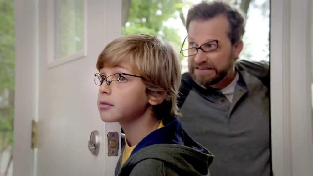 Walmart Vision Center TV Spot, 'Boys Really Need to Be Boys'