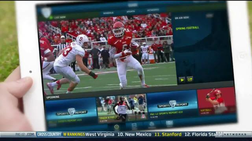 PAC-12 Networks App TV Commercial, 'Pac-12 Now' - iSpot.tv