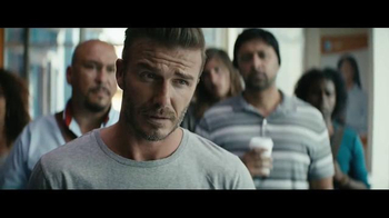 Sprint All-In Wireless TV Spot, 'Un nuevo plan' con David Beckham [Spanish] thumbnail