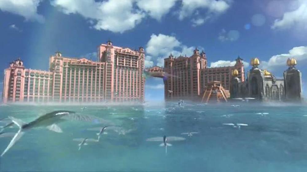 Atlantis Tv Commercial July 2015 250 Airfare Credit Ispot Tv