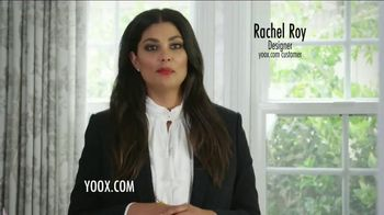 Yoox.com TV Spot, 'The Classic and Unique' Featuring Rachel Roy
