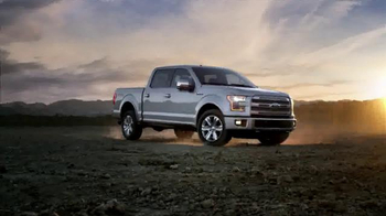 Ford F-150 TV Spot, 'This Changes Everything' thumbnail