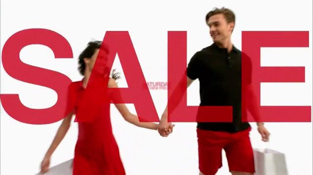 Macy s One Day Sale TV Spot, Jewelry, Shirts, Shoes and More Deals