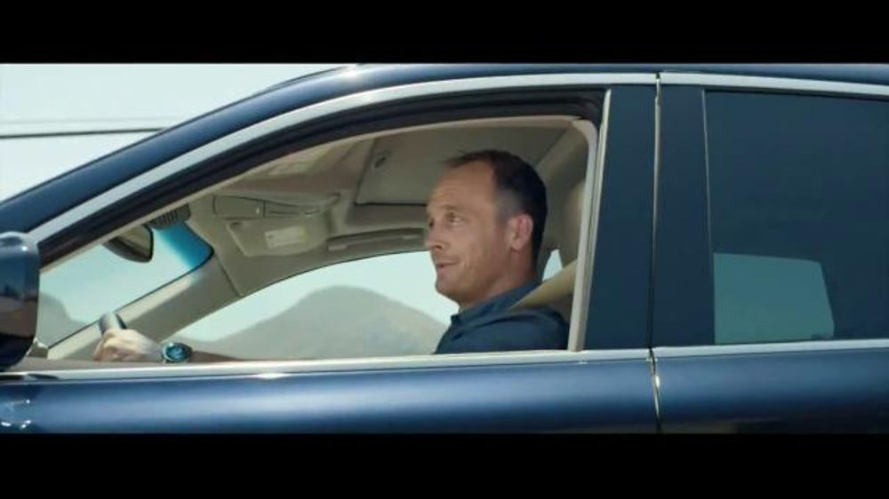 Infiniti QX60 TV Spot, 'Vacation' Featuring Christie ...