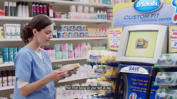 Dr. Scholl's Custom Fit TV Spot, 'Nurse'