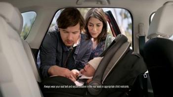 Mazda: Bringing Baby Home