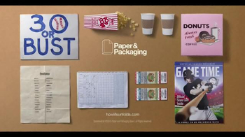 Paper and Packaging Board: Getting to #30