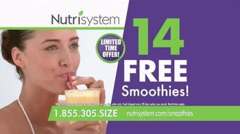 Nutrisystem Fast 5+ TV Spot, 'Smoothies and Summer' thumbnail