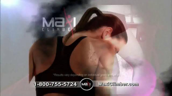 MaxiClimber TV Spot, 'Fitness Program Breakthrough'